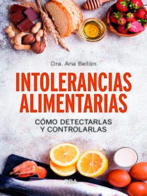 cover image of Intolerancias alimentarias
