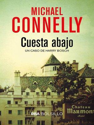 cover image of Cuesta abajo