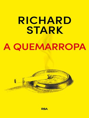 cover image of A quemarropa