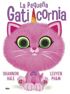 cover image of La pequeña gaticornia