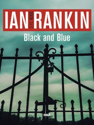 cover image of Black and Blue