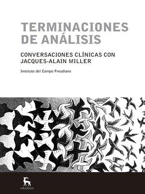 cover image of Terminaciones de análisis