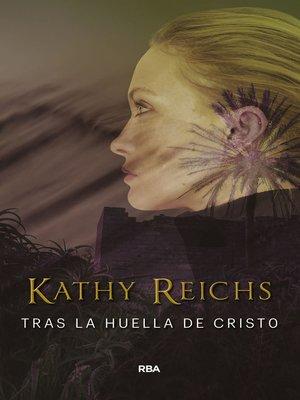 cover image of Tras la huella de Cristo
