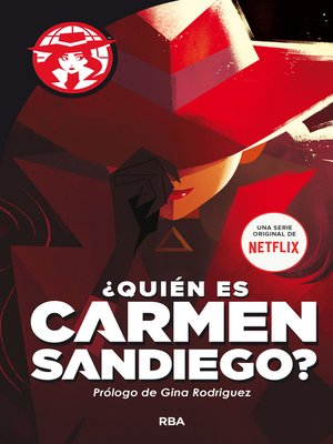 cover image of ¿Quién es Carmen Sandiego?