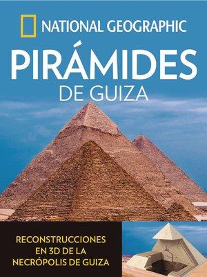 cover image of Pirámides de Guiza