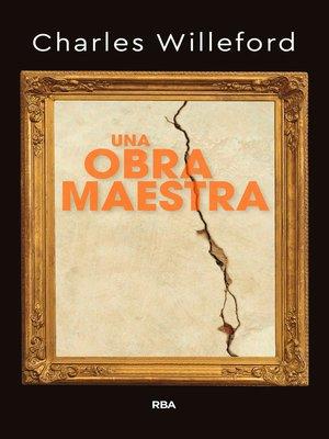cover image of Una obra maestra
