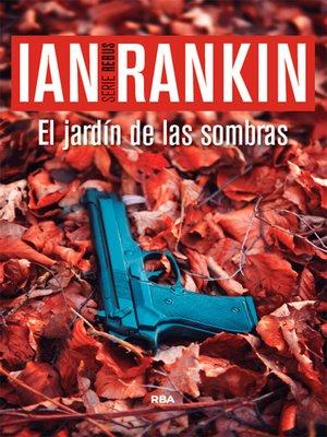 cover image of El jardín de las sombras