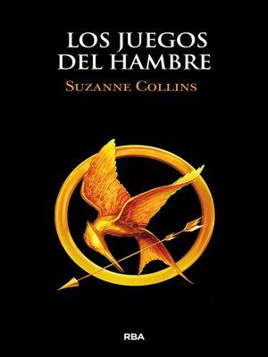 cover image of Los juegos del hambre