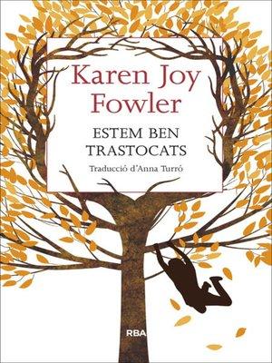 cover image of Estem ben trastocats