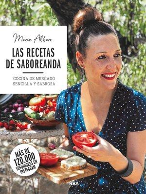 cover image of Las recetas de Saboreanda
