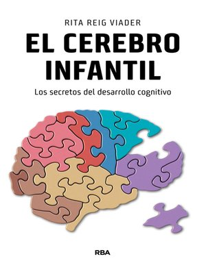 cover image of El cerebro infantil