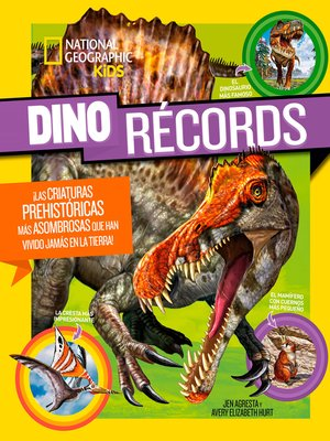 cover image of Dino Récords