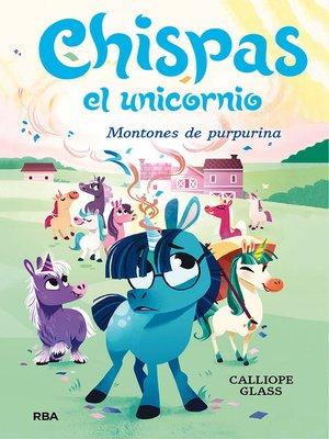 cover image of Montones de purpurina