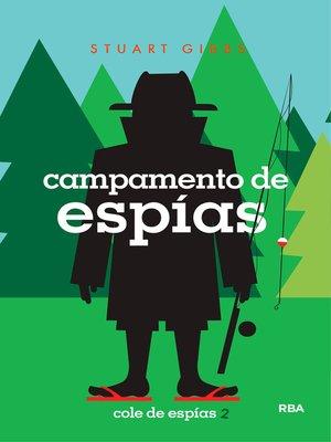 cover image of Campamento de espías