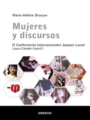 cover image of Mujeres y discursos