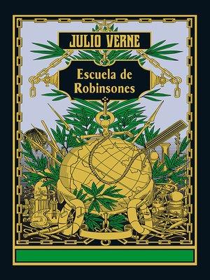 cover image of Escuela de Robinsones