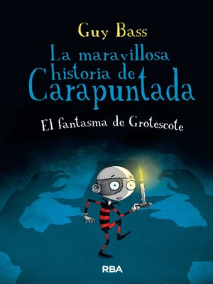 cover image of El fantasma de Grotescote