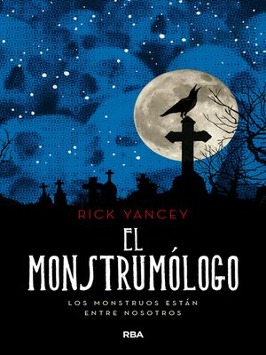 cover image of El monstrumólogo