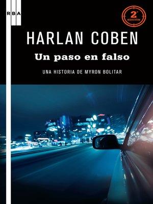 cover image of Un paso en falso