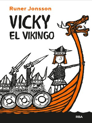 cover image of Vicky el vikingo