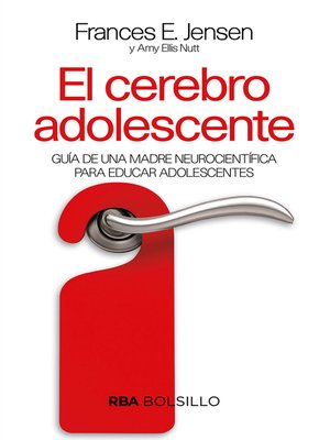 cover image of El cerebro adolescente