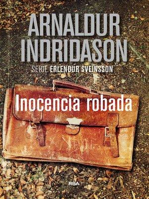 cover image of Inocencia robada