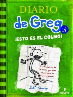 cover image of Diario de Greg 3. !Esto es el colmo!