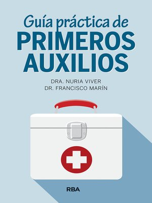 cover image of Guía práctica de primeros auxilios
