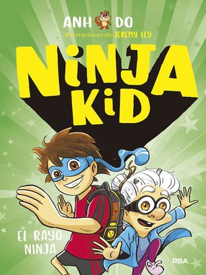 cover image of Ninja Kid 3