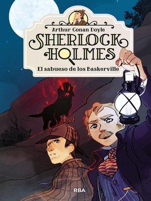 cover image of Sherlock Holmes #3. El Sabueso de los Baskerville