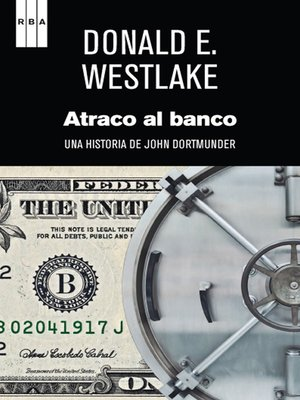cover image of Atraco al banco