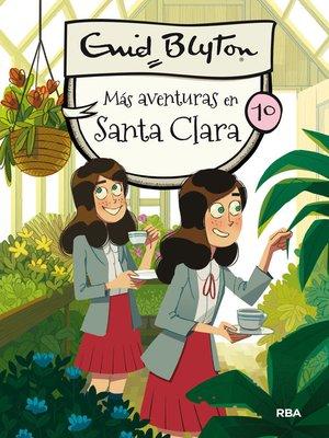 cover image of Santa Clara#10. Más aventuras en Santa Clara