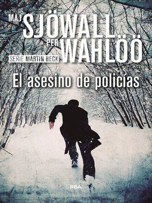cover image of El asesino de policías