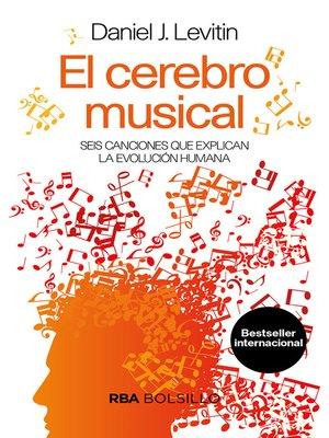 cover image of El cerebro musical