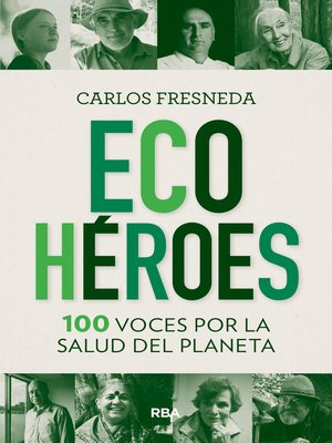 cover image of Ecohéroes