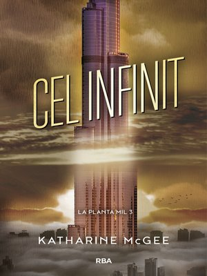 cover image of Cel infinit