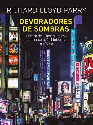 cover image of Devoradores de sombras