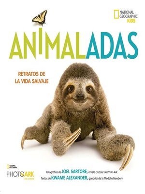 cover image of Animaladas