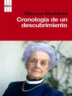 cover image of Cronología de un descubrimiento