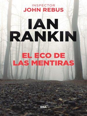 cover image of El eco de las mentiras