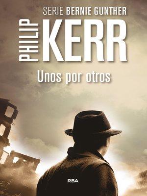 cover image of Unos por otros