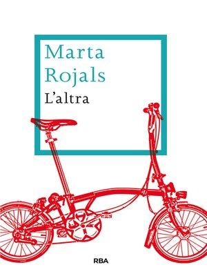 cover image of L'altra