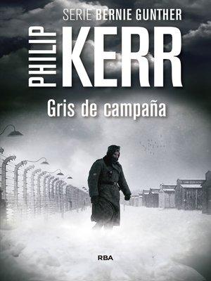 cover image of Gris de campaña