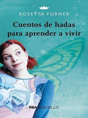 cover image of Cuentos de hadas para aprender a vivir
