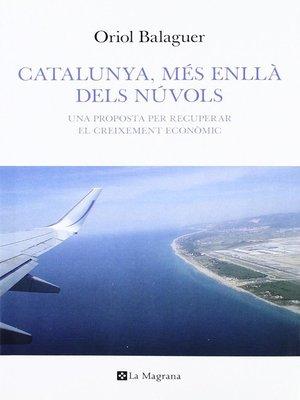 cover image of Catalunya, més enllà dels núvols