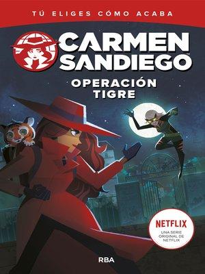 cover image of Operación tigre