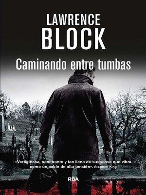 cover image of Caminando entre tumbas