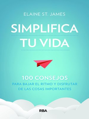 cover image of Simplifica tu vida