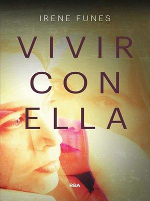 cover image of Vivir con ella