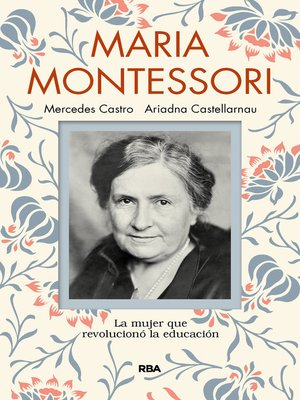 cover image of Maria Montessori